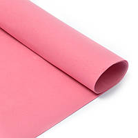 Фоамиран Розовый Эва 2 мм 50х50 см