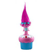 Dreamworks Игрушка Танцующая Розочка Trolls Dancing Poppy Doll Speaker, фото 1