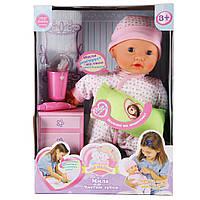 "Кукла ""Мила"" - Чистим зубки 5374"