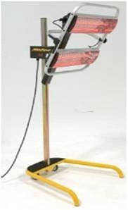Инфракрасные сушильные установки HELIOS 3200 W