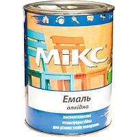 Эмаль Микс Колор белая матовая 0.9 кг