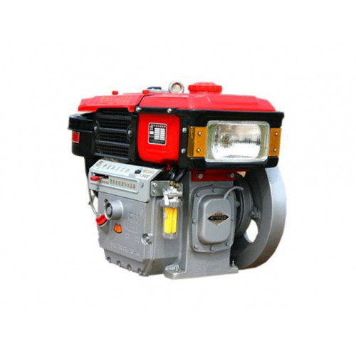 Двигун дизельный R190N, 10 л.с.(Кентавр, Зубр, Заря)