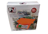 Весы торговые Promotec PM 5061 50кг ZN