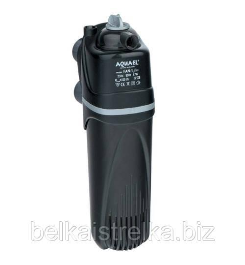 Внутренний фильтр-аэратор Aquael FAN-1 Plus, 4,7 Вт