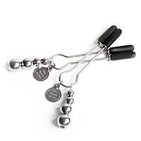 Зажимы для сосков 50 оттенков серого Fifty Shades of Grey - Adjustable Nipple Clamps