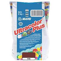 Затирка Mapei Ultracolor Plus 145 охра 2 кг