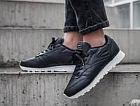 Reebok Classic Leather *Pearlized* Black / White