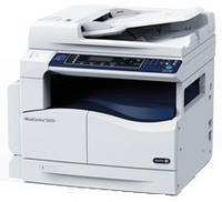 Настольное офисное МФУ лазерное черно белое А3 WorkCentre 5022DN (ксерокс)