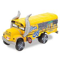 Disney Машинка из литого металла Мисс Крошка Тачки 3 Miss Fritter Die Cast Car