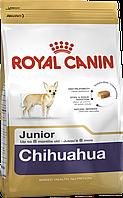 Корм для щенков породы Чихуахуа Chihuahua Junior, 500 г