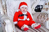 Новогодний костюм Санты для мальчика, фото 1