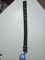 Ошейник брезетовый одинарный 30 мм