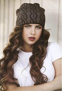Женская шапка Красотка