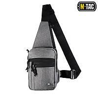 M-Tac сумка-кобура наплечная Melange Grey, фото 1