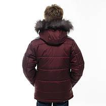 """Детская зимняя  куртка """"Леон"""" для мальчика, фото 2"""