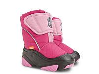 В зимней обуви Demar используется натуральная овечья шерсть, благодоря чему все сноубутсы выдерживают морозы д