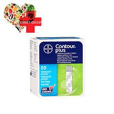 Тест-полоски Контур Плюс (Contour Plus) 50 шт 3 упаковки, фото 3