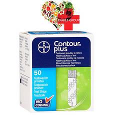 Тест-полоски Контур Плюс (Contour Plus) 50 шт 5 упаковок, фото 3