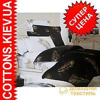 Комплект семейного постельного белья сатин-люкс ТМ Linda