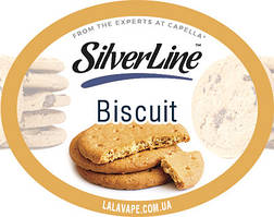 Ароматизатор SilverLine Capella Biscuit (Бисквит)