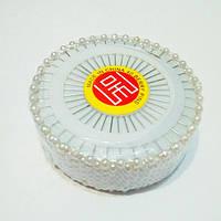 Булавки швейные, белые, (480шт)