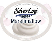 Ароматизатор SilverLine Capella Whipped Marshmallow (Взбитый маршмелло)) 50мл