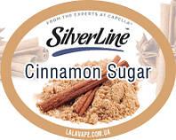 Ароматизатор SilverLine Capella Cinnamon Sugar (Сладкая ваниль)