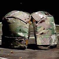 Наколенники мягкие Мультикам защитные тактические военные