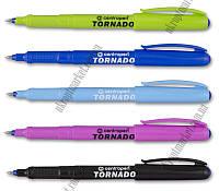 """Ручка-роллер синяя 0.3мм Tornado Centropen """"KT"""" купить канцелярию оптом ZB-10"""