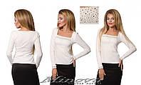 Кофточка (42 44 46 48) —трикотаж купить оптом и в Розницу в одессе 7км