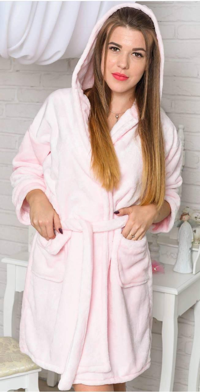 Модный женский махровый халат от производителя