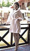 Махровый женский халат высокого качества от производителя, фото 1