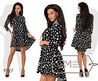Платье свободного пошива  (размеры 42-48 )0046-96