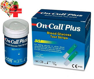 Тест-полоскиOn Call Plus 50 5 упаковок , фото 2
