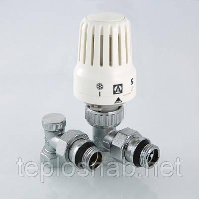 Комплект терморегулирующий угловой Valtec VT.045