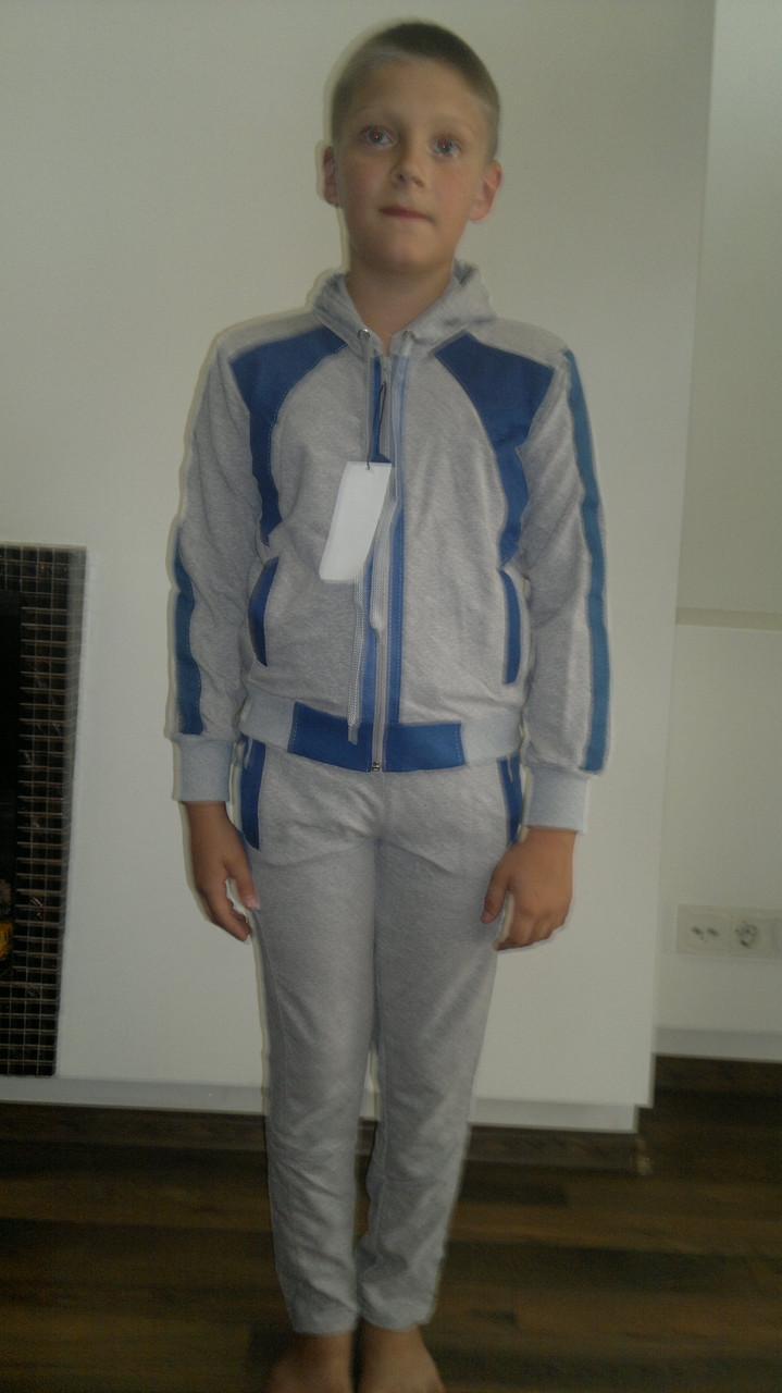 e087228a Детский трикотажный спортивный костюм, мальчик. Оптом: продажа, цена ...