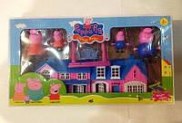 Игровой набор Свинка ПеппаPeppa Pig домик 3689