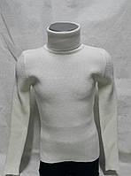 Белый свитер для девочек 116,128,140,152,164 роста Hope