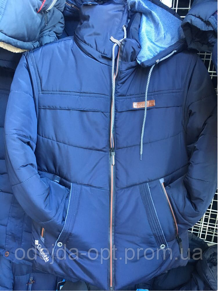 Чоловіча зимова куртка Сolumbia оптом