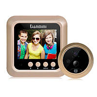 """Видеоглазок с датчиком движения Home Light G2 N 2,5"""""""