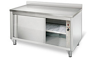 Подогреватели посуды и тепловые столы ROYAL CATERING