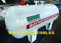 Газгольдер для системы отопления дома, емкость пропан- бутан