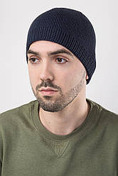Мужская шапка ЮХ на флисе одинарна