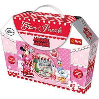 Пазл «Disney. Minnie Mouse» 14803 Trefl, 50 деталей
