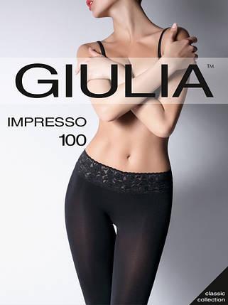 Колготы женские теплые IMPRESSO 100, фото 2