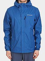 Куртка Columbia Pouring Adventure Jacket NE - marine blue