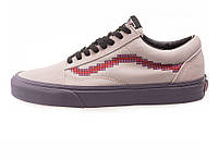Женские кеды Vans Old Skool Nintendo Silver/Gray