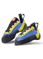 Скельники Ocun Strike LU - blue/yellow