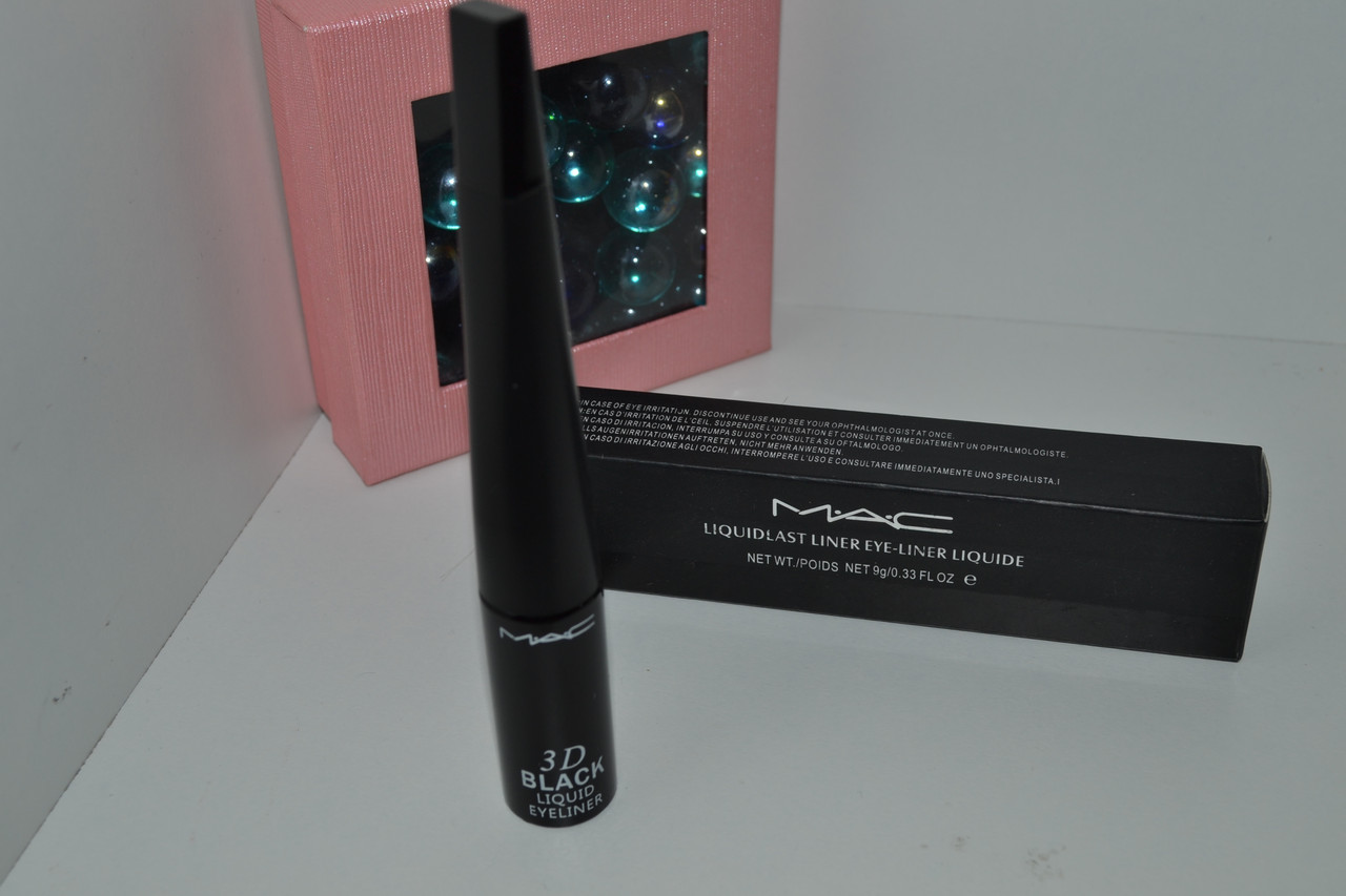 Жидкая подводка для глаз MAC Liquid Eyeliner