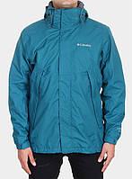 Куртка Columbia Sestrieres Interchange Jacket NE - deep water